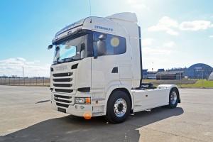 Speedline Truck veljed, Egesten Transport OÜ